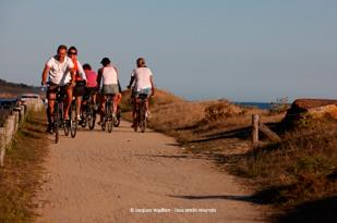 pistes cyclables et randonnees